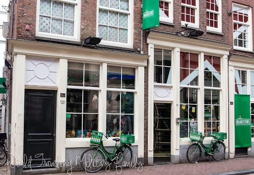 Amsterdam, Netherlands - Heineken Store