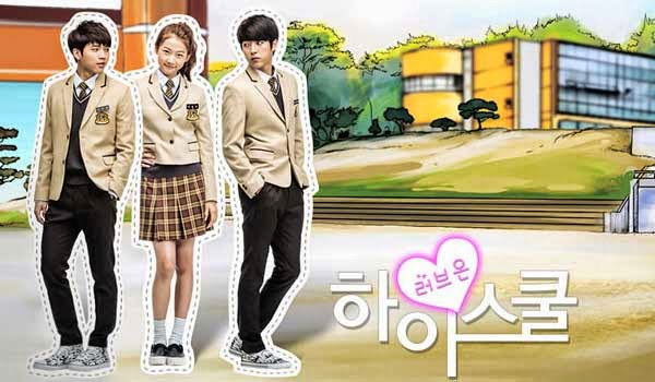 High School - Love On Kdrama free download streaming kdrama kmovie ost soundtrack english subtitle, indonesia subtitle HD
