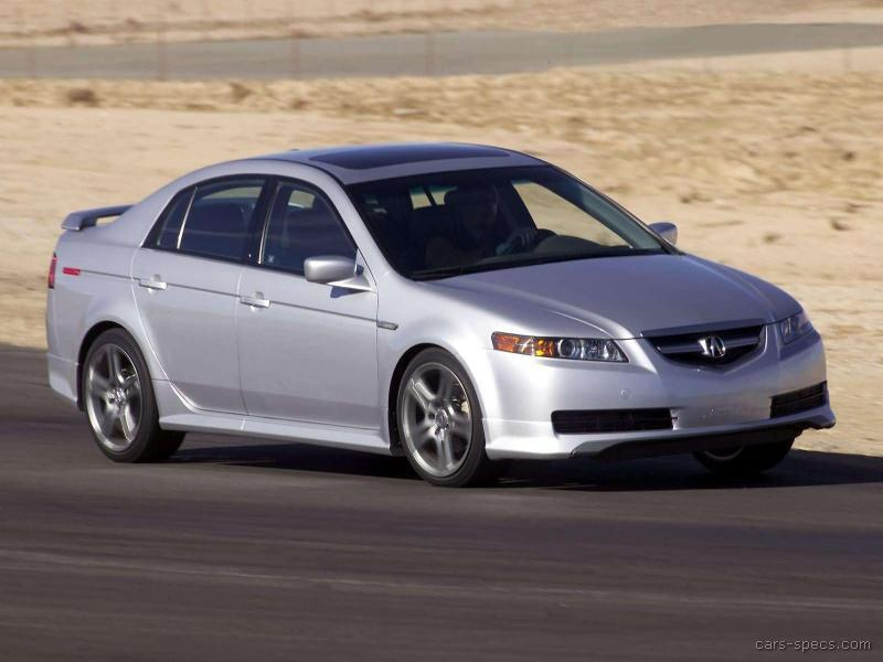 2004 acura tl sedan specifications pictures prices. Black Bedroom Furniture Sets. Home Design Ideas