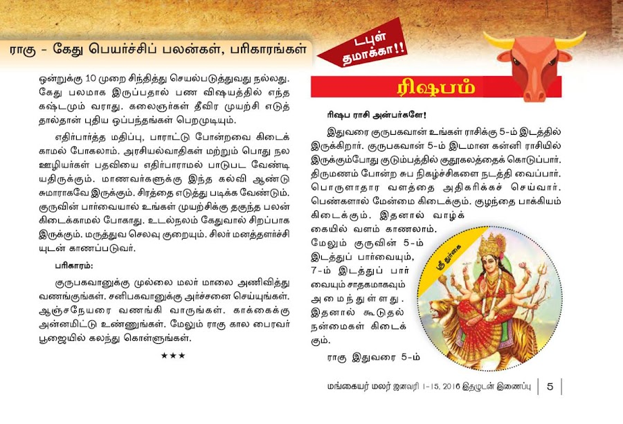 2016 New Year and Rahu Kethu Palangal Pariharam by Pandit Kaliyoor Narayanan