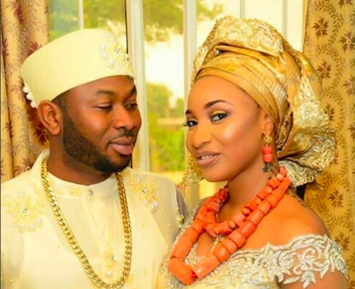 My Husband Squatted In My House After Our Wedding – Tonto Dikeh