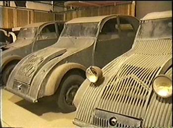 1998.02.15-015 3 prototypes Citroën 2 CV avant-guerre