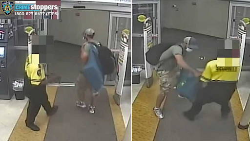 Security guard slashed by shoplifting suspect at NYC Walgreen's