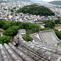 Japan in Autumn: Himeji