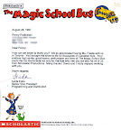 Magic School Bus - Scholastic