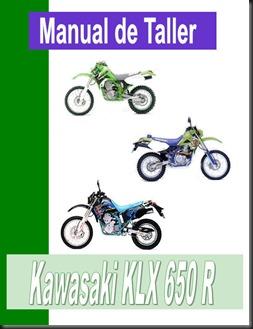 manual taller klx 650