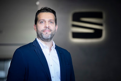 Cristian Calvo, nuevo director de Marketing de SEAT España.