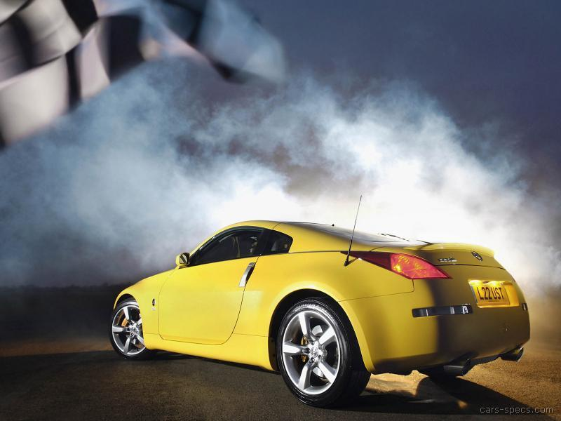 2008 Nissan 350z Nismo Specifications Pictures Prices