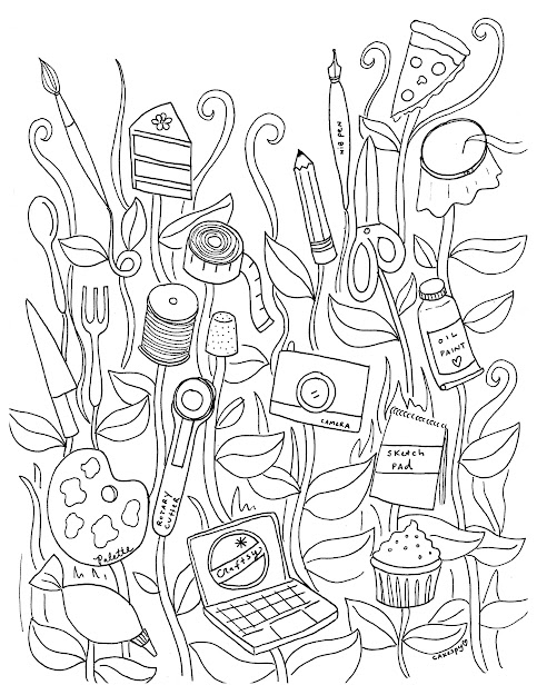 Coloring Book Pages For Adults Adult Coloring Book Pages