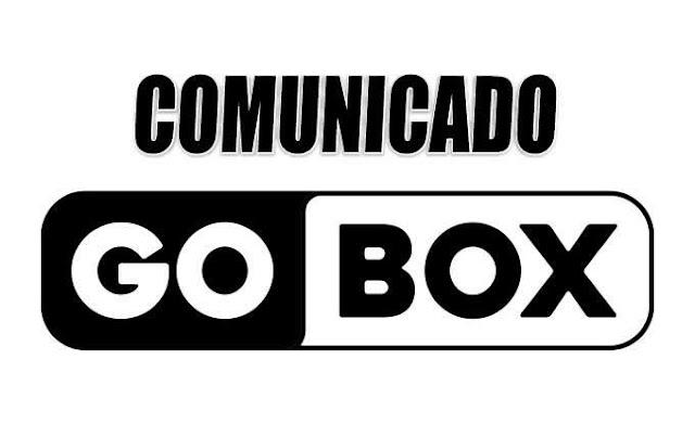 Comunicado Gobox Sobre o Suporte - 15/10/2020