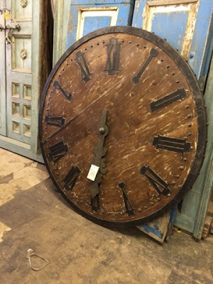 Old Home Supply, Clock Face for Sale