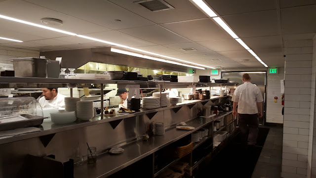 The kitchen at The Guild House, Columbus, Ohio