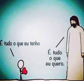 coração para Jesus