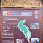Machu Picchu - Eingang zum Waynapicchu