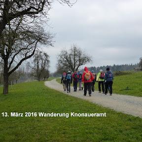 Wanderung Knonaueramt