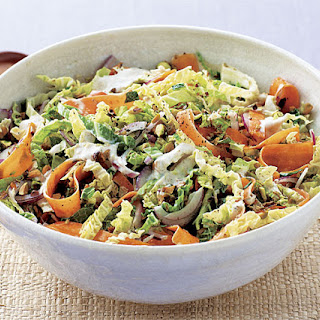 Middle Eastern Savoy Cabbage Salad Recipe