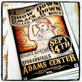 The next Hellgate Rollergirls bout will be against the Spokannibals on September 14 at the Adams Center.