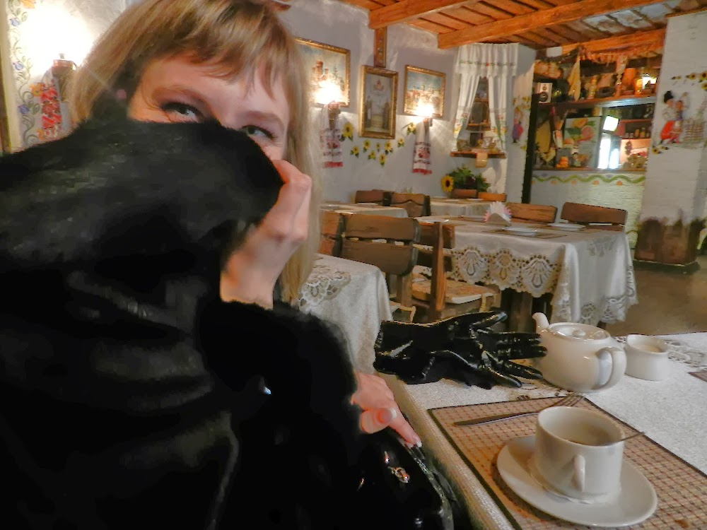 lovely Ukrainian restaurant, good times!