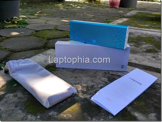 Paket Pembelian Xiaomi Mi Speaker MDZ-15-DA