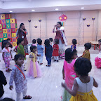 DIWALI CELEBRATION BY PLAYGROUP SECTION (2017-18) AT WITTY WORLD, BANGUR NAGAR