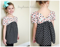 Bree Top by Daydream Believers designs