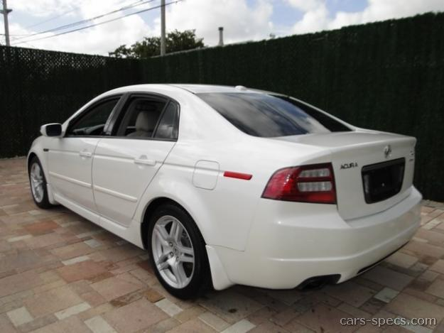 2007 acura tl type s specifications pictures prices. Black Bedroom Furniture Sets. Home Design Ideas