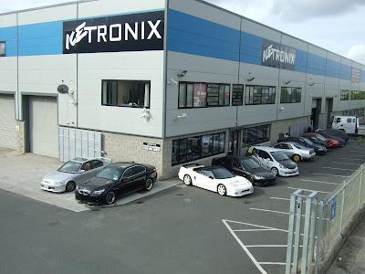 Icetronix Modern Service Facility