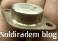 cara menentukan kaki transistor jengkol