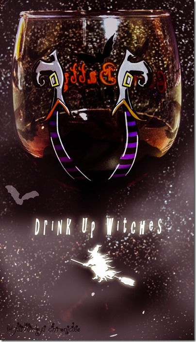 Drink up witches (flutterbye Chronicles)