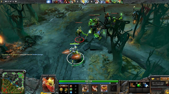 DOTA 2 v580 Multilanguage Free Download Full PC Games-www.argame.net