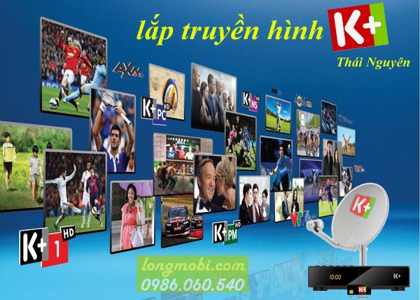 lap truyen hinh K+ thai nguyen