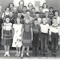 Lewis & Clark Fifth Grade with Mrs Brinkman-1954