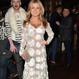 OIC - ENTSIMAGES.COM - Zara Holland at the  Franklin Lake - single launch party in London 1st March 2016 Photo Mobis Photos/OIC 0203 174 1069