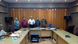 Penggantian ganti rugi Lahan Selesai dipengadilan Negri Tangerang