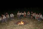 slibový oheň Fialek zvolna dohasíná