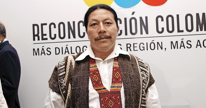 Procuraduría pide revocar condena contra Feliciano Valencia