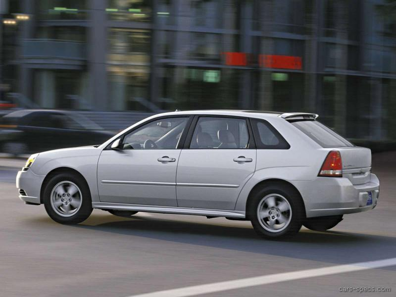 2005 chevrolet malibu maxx hatchback specifications. Black Bedroom Furniture Sets. Home Design Ideas