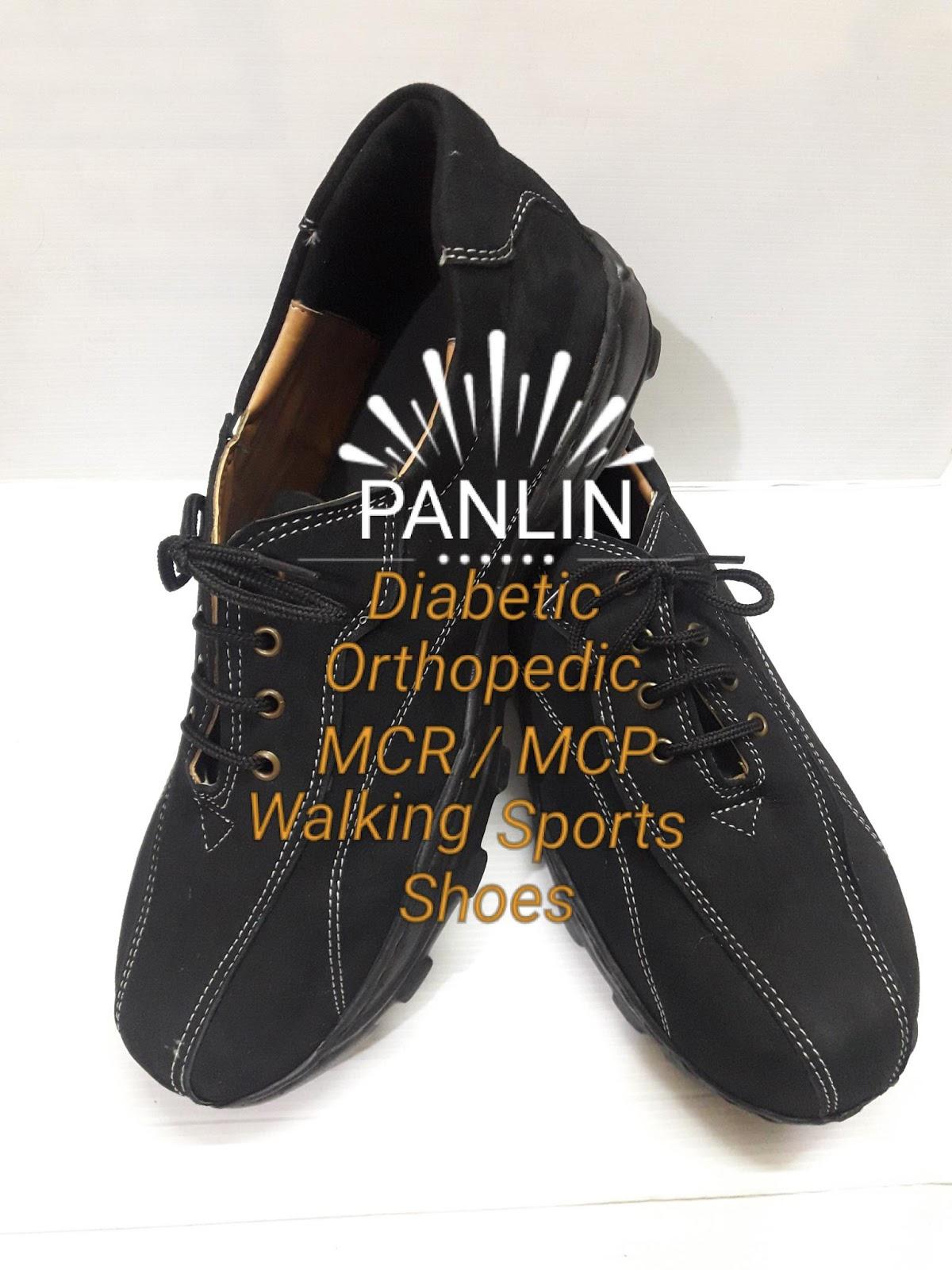 24 Mar 2019 Panlin Footwear Introduces Orthopaedic Diabetic Mcp