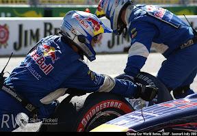 Champ Car World Series, 2007 - Lexmark Indy 300
