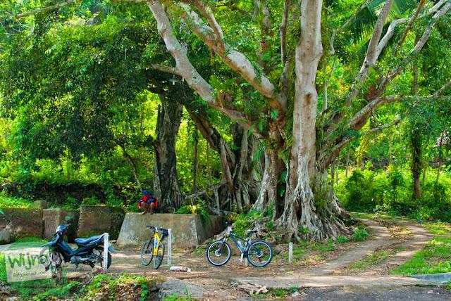 Mata air atau sendang mistis dan angker yang tidak bernama yang terletak di cabang jalan dekat pertigaan jalan raya menuju Sekolan Polisi Negara (SPN) di Imogiri, bantul, Yogyakarta