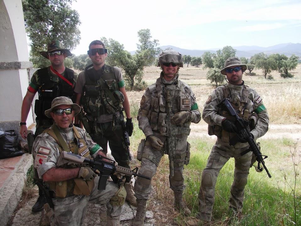 """Fotos de """"THE FINAL WAR"""". La Granja. 23-06-13 PICT0136"""