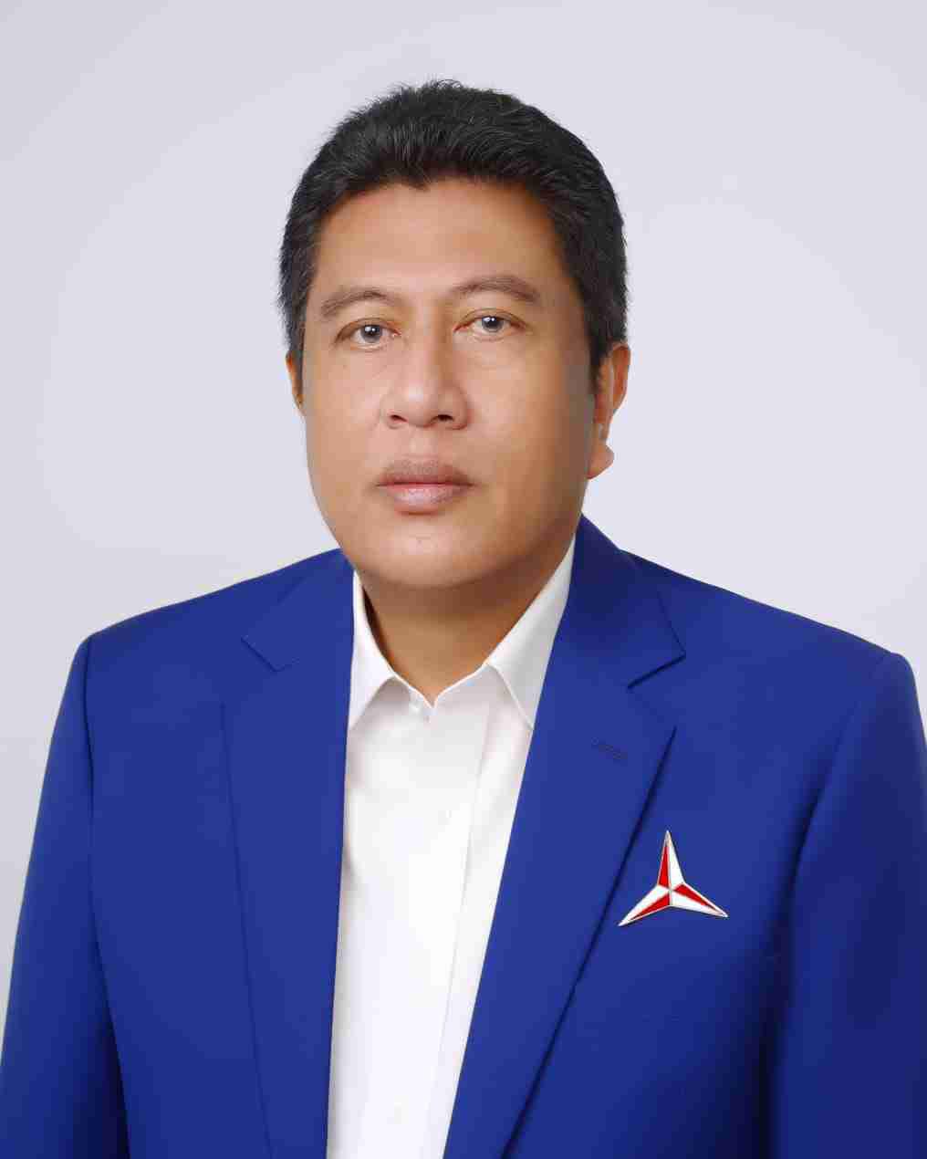 """H.Romli HM, Ketua DPC Partai Demokrat Kabupaten Bekasi """"Bersatu Membangun Demokrat Agar Tetap Di Hati Rakyat"""