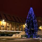 Путь рождественских ёлочек 2013 (Центральный рынок)
