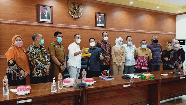 DPRD Kapuas Terima Kunker Legislator Kabupaten Banjar