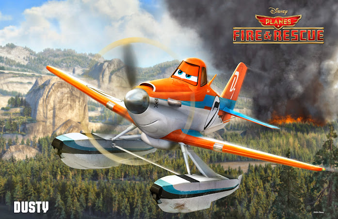 Disney Planes: Fire & Rescue - Dusty