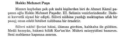 Mehmet Hakkı Paşa