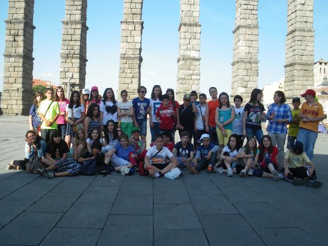visitamos Segovia