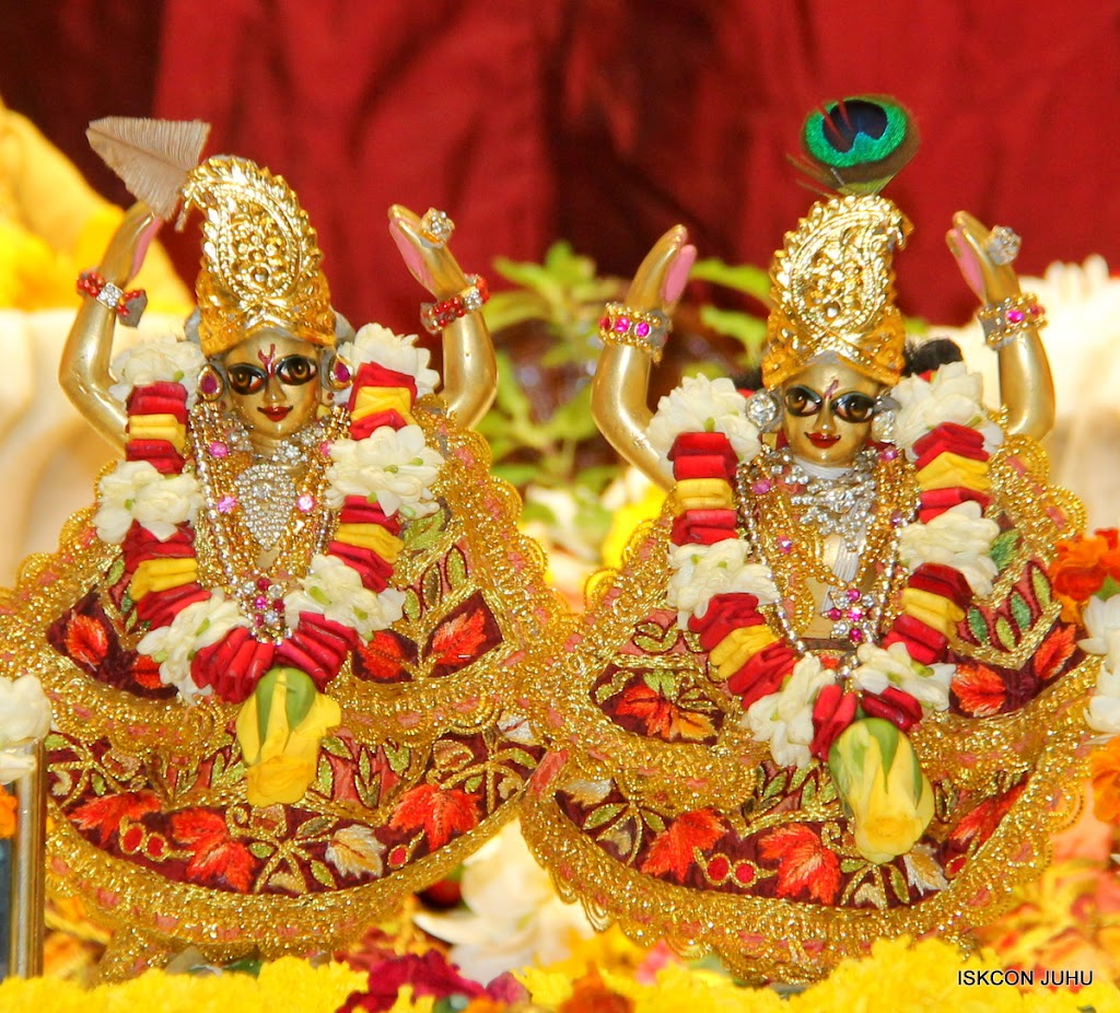 ISKCON Juhu Sringar Deity Darshan on 30th May 2016 (36)