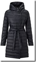 Marella quilted down coat