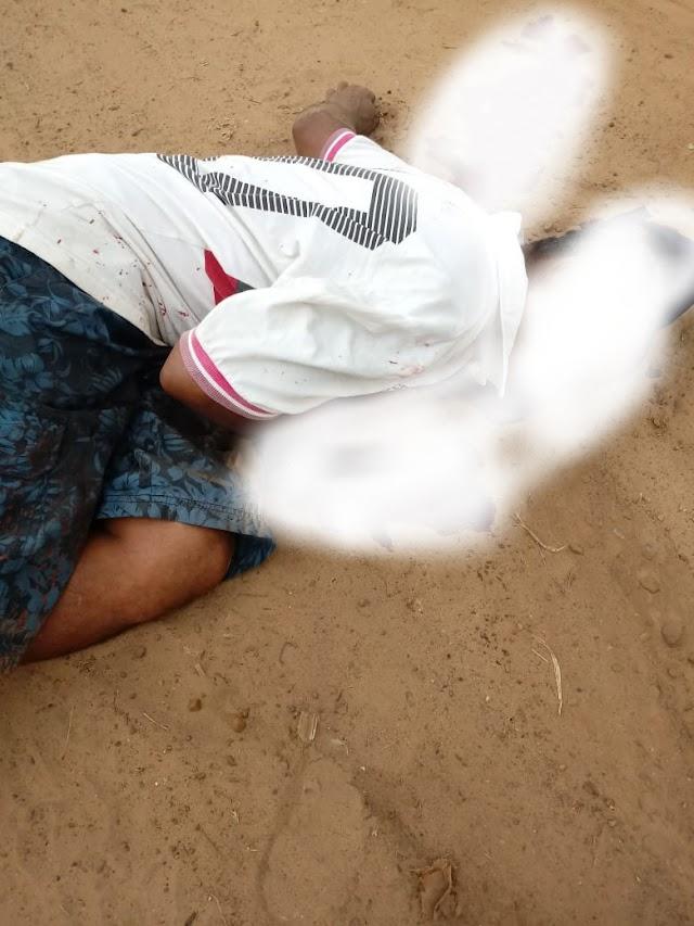 Homem é morto a facadas em Elesbão Veloso